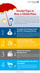 compare best child insurance plans in india child plan ing guide infographic