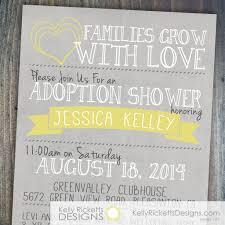 28 adoption baby shower invitations adoption baby shower