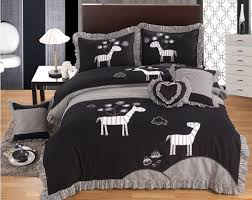 Mickey Mouse King Size Duvet Cover 4pcs 6pcs Hello Kitty Comforter Set Queen Mickey Minnie Mouse