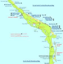 bahamas on map central eleuthera map governors harbour palmetto point