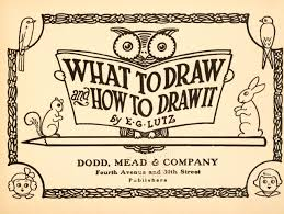 this is very cool flip through the pages for steps on drawing
