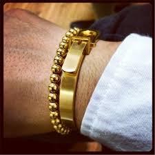 stainless steel mens bangle bracelet images Mcllroy men 39 s bangle stainless steel 316l cuff bangles leather jpg