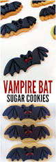 vampire bat sugar cookies totally the bomb com