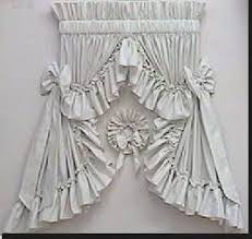 Ruffled Priscilla Curtains Country Ruffles At Village Discount Drapery