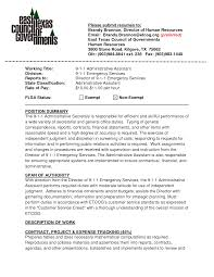 Best Example Of Resume Format by Executive Administrative Assistant Resume Examples Resume For