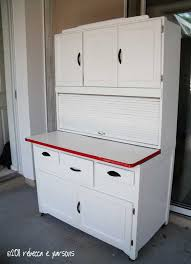 how to restore metal cabinets ghosts of furniture past update diy hoosier cabinet