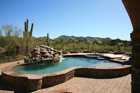 custom spa remodels and builds true blue pools