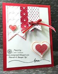 cool valentines cards to make adorable valentines day handmade card ideas pink lover