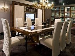 Modern Dining Room Table With Bench 33 Upholstered Dining Room Chairs Ultimate Home Ideas