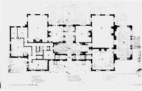 italian villa floor plans eegonos floor plan american architect building news