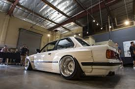 1990 nissan 300zx twin turbo wide body kit pandem widebody bmw e30 unveiled at shutter space