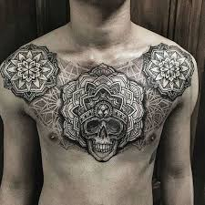 165 best chest men images on pinterest tattoo designs and then