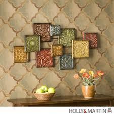 Tuscan Style Decor Plain Ideas Tuscan Metal Wall Art Pleasurable Inspiration I Love