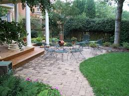 paver patio ideas with useful function in stylish designs traba