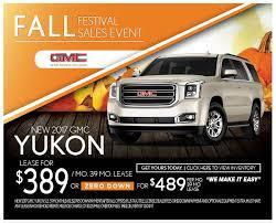 Yukon Lights Festival New Gmc Yukon Lease Offers Coral Springs Buick Gmc Near Boca Raton