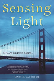 books with light in the title sensing light a novel author mark a jacobson title sensing light