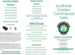 equipment for indoor gardening greenhouses and nurseries