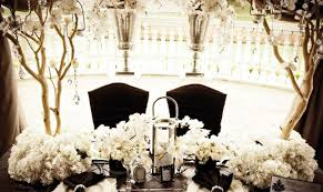 black and white wedding decorations attractive wedding decoration black and white black and white