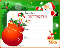 templates for xmas invitations christmas party invitation blank template fun for christmas