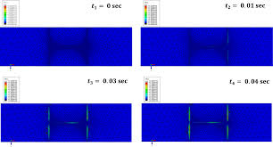 detection of multiple thin surface cracks using vibrothermography