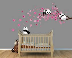 Cherry Blossom Wall Decal For Nursery Simple Tips To Choose The Best Baby Wall Decor Ideas Home Decor Help
