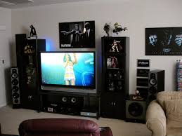 elite home theater screens swingle007 u0027s home theater gallery apartment home theaters 34