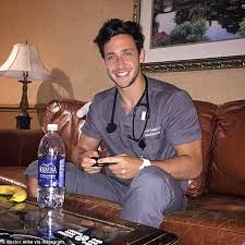 Hot Doctor Meme - new york dr mike becomes an instagram star daily mail online