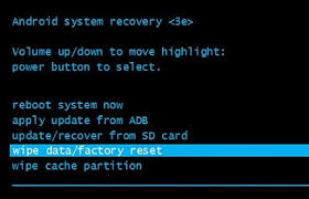 photo recovery android how to exit get out of android recovery mode
