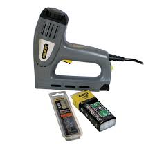 Electric Upholstery Staple Gun Buy Stanley Electric Nail And Staple Gun At Argos Co Uk Your