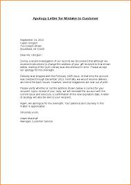 7 customer apology letter worker resume