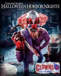 universal studios hollywood halloween horror nights 2015 universal reveals last hhn maze clowns 3d featuring music by