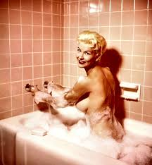 Bathtub Pinup A Little Hump Day Rule 5 Janet Pilgrim The Camp Of The Saints