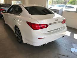 2014 used infiniti q50 4dr sedan rwd premium at michaels autos