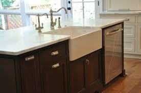 kitchen island with sink and dishwasher island sink and dishwasher houzz with regard to kitchen islands