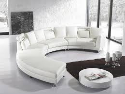 canap cuir arrondi le canapé design italien en 80 photos pour relooker le salon