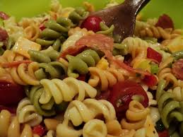 cooking with the preacher u0027s wife tri color pasta salad