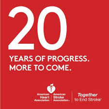 20 yr anniversary twenty things you didn t about stroke that may save a