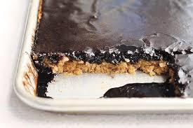 peanut butter cake with dark chocolate icing recipe she wears