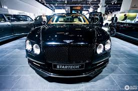 bentley continental flying spur blue 2015 startech bentley flying spur