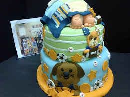 baby shower cakes for boys sports barberryfieldcom