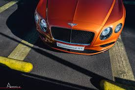 driven bentley continental gt v8 s