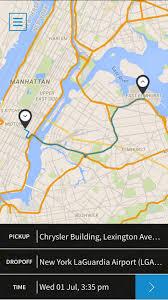 Map Of Laguardia Airport Mercedes Buys Big Stake In Blacklane Chauffeur App