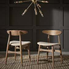 Dining Wood Chairs Modern Wood Dining Chairs Allmodern