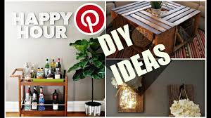 pinterest home decor ideas diy 2017 top diy pinterest home decorating ideas youtube