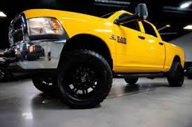 prerunner dodge truck yellow dodge ram for sale used cars on buysellsearch