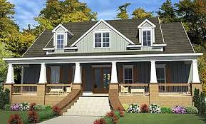 house plans with porches on front and back porches front and back 86215hh architectural designs