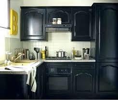 cuisine noir laqué buffet de cuisine noir annin info