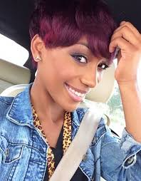short black hairstyles with color new hair style collections