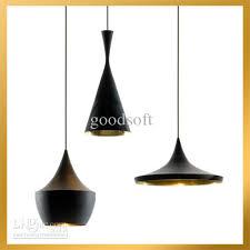 black and gold pendant light home lighting design