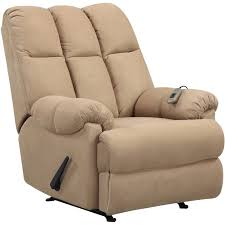 gray fabric rocker recliner swivel chairs how to repair image of